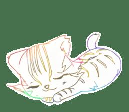 RAINBOW LIGER sticker #6304988