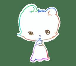 RAINBOW LIGER sticker #6304990