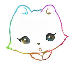 RAINBOW LIGER sticker #6304993