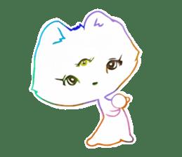 RAINBOW LIGER sticker #6304996
