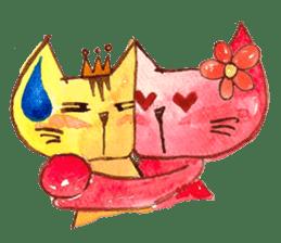 """I'm his """"girlfriend"""" so I'm a Cat sticker #6319842"""