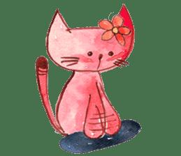 """I'm his """"girlfriend"""" so I'm a Cat sticker #6319859"""