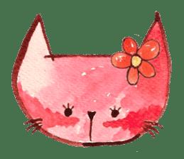 """I'm his """"girlfriend"""" so I'm a Cat sticker #6319862"""