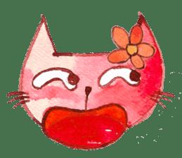 """I'm his """"girlfriend"""" so I'm a Cat sticker #6319863"""
