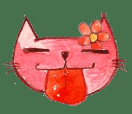 """I'm his """"girlfriend"""" so I'm a Cat sticker #6319865"""