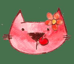 """I'm his """"girlfriend"""" so I'm a Cat sticker #6319870"""