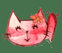 """I'm his """"girlfriend"""" so I'm a Cat sticker #6319872"""