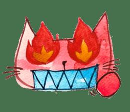 """I'm his """"girlfriend"""" so I'm a Cat sticker #6319879"""