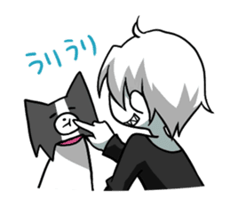 ZombieBoy sticker #6321201