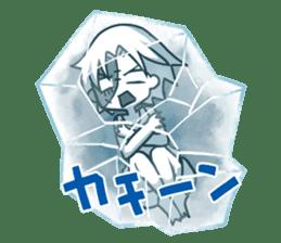 ZombieBoy sticker #6321234