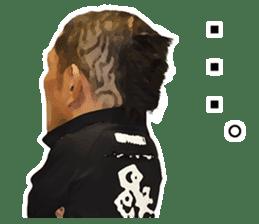 Minoru Suzuki Sticker sticker #6323010