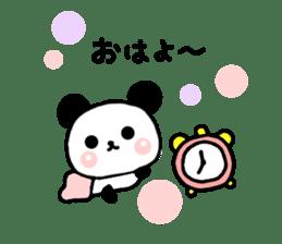 panda family panda 2 sticker #6332853