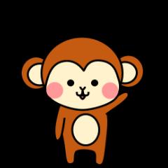 pretty monkey (English ver)