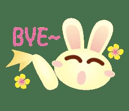 Little Rabbit Stickers sticker #6341792