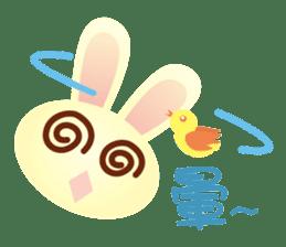 Little Rabbit Stickers sticker #6341800