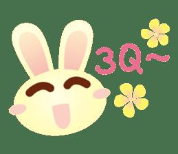 Little Rabbit Stickers sticker #6341804