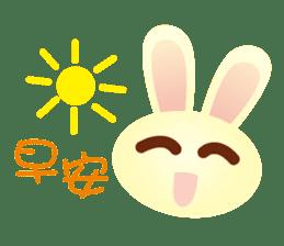 Little Rabbit Stickers sticker #6341806