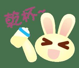 Little Rabbit Stickers sticker #6341812