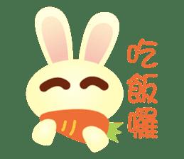 Little Rabbit Stickers sticker #6341814