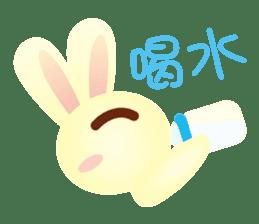 Little Rabbit Stickers sticker #6341816