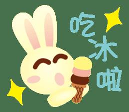 Little Rabbit Stickers sticker #6341822