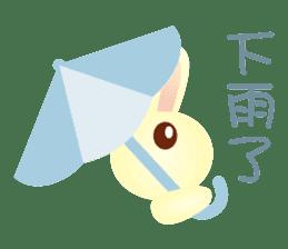 Little Rabbit Stickers sticker #6341827