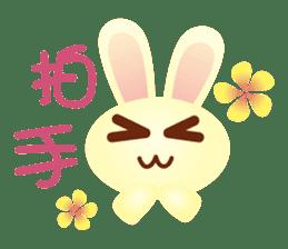 Little Rabbit Stickers sticker #6341828