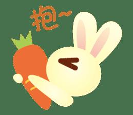 Little Rabbit Stickers sticker #6341831