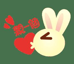 Little Rabbit Stickers sticker #6341832
