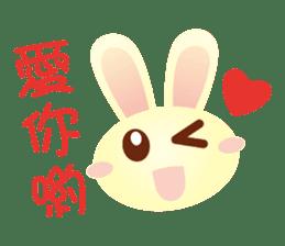 Little Rabbit Stickers sticker #6341834