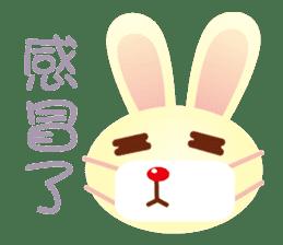 Little Rabbit Stickers sticker #6341839