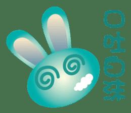Little Rabbit Stickers sticker #6341840