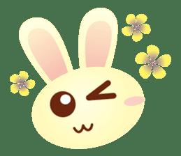 Little Rabbit Stickers sticker #6341844