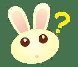 Little Rabbit Stickers sticker #6341845