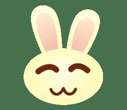 Little Rabbit Stickers sticker #6341847