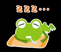 kaerunosapo-takun sticker #6344983