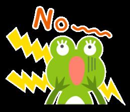 kaerunosapo-takun sticker #6344985