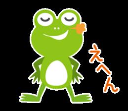 kaerunosapo-takun sticker #6344995