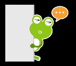 kaerunosapo-takun sticker #6345001