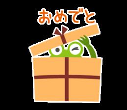 kaerunosapo-takun sticker #6345004