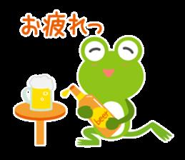 kaerunosapo-takun sticker #6345005