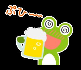 kaerunosapo-takun sticker #6345007