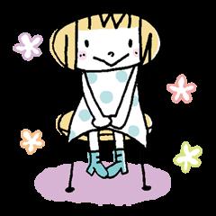 cute & useful girl