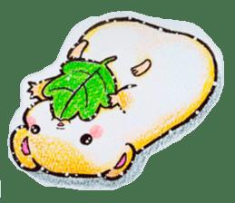 Hamusutaaaaa sticker #6368472
