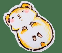 Hamusutaaaaa sticker #6368478