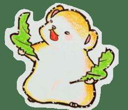 Hamusutaaaaa sticker #6368481