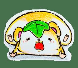 Hamusutaaaaa sticker #6368482