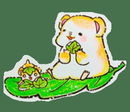 Hamusutaaaaa sticker #6368483