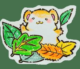 Hamusutaaaaa sticker #6368484
