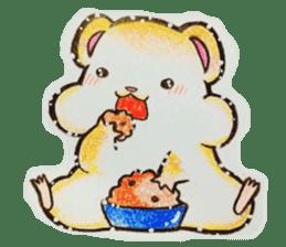 Hamusutaaaaa sticker #6368486